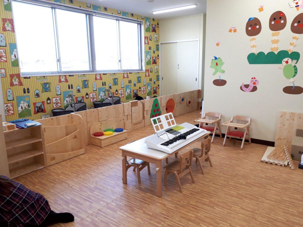 栃木県 企業内保育園「グッドチャイルド保育園」