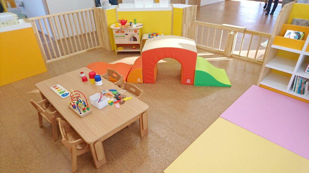 岡山県 企業内保育園「のびのびぞうさん保育園」