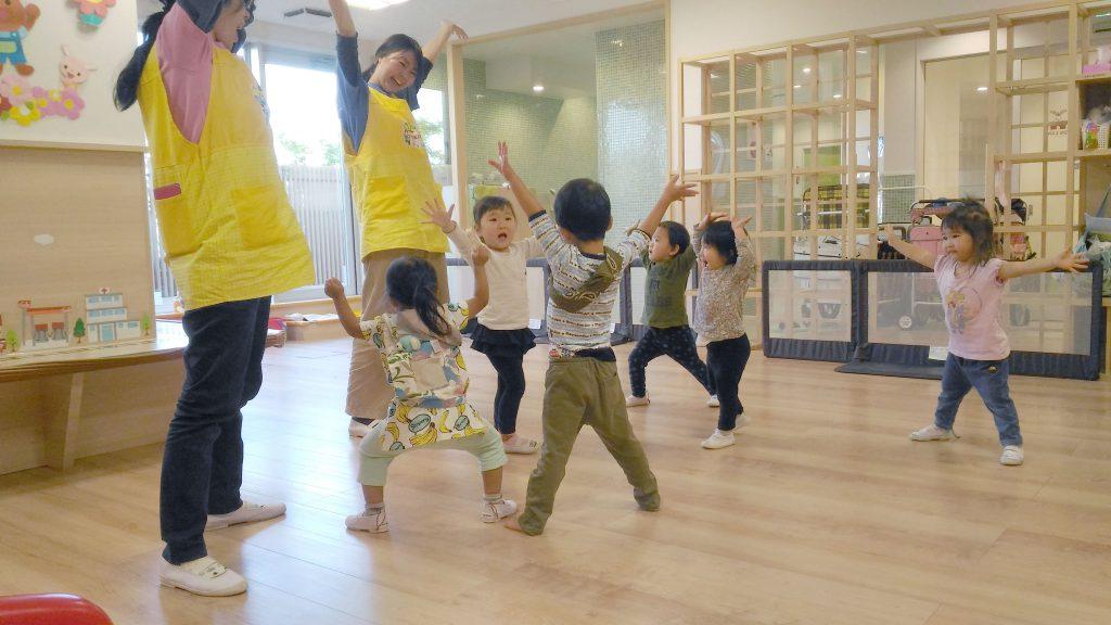 東京都 企業内保育園「きずな保育園 石神井台」