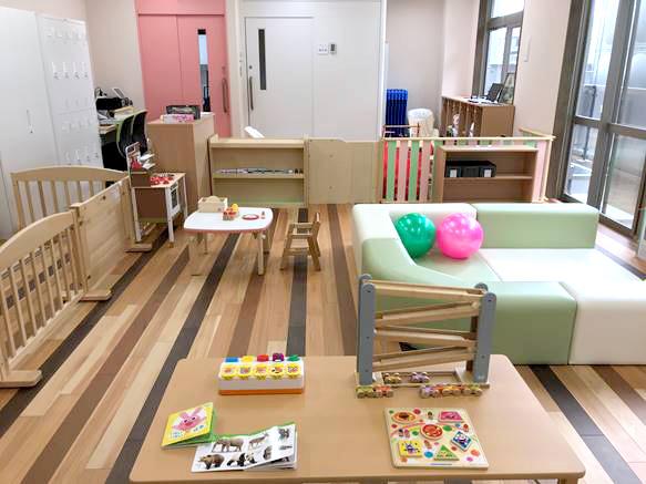 香川県 企業内保育園「Mon Petit(モン・プチ)」