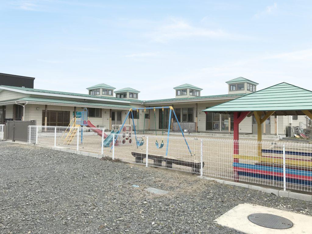 宮城県 病院内保育園「げんきっず」