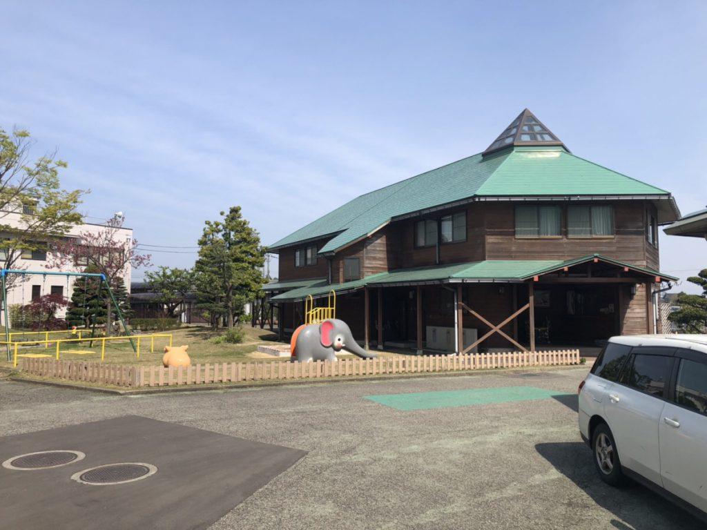 富山県 病院内保育園「木の子ハウス」