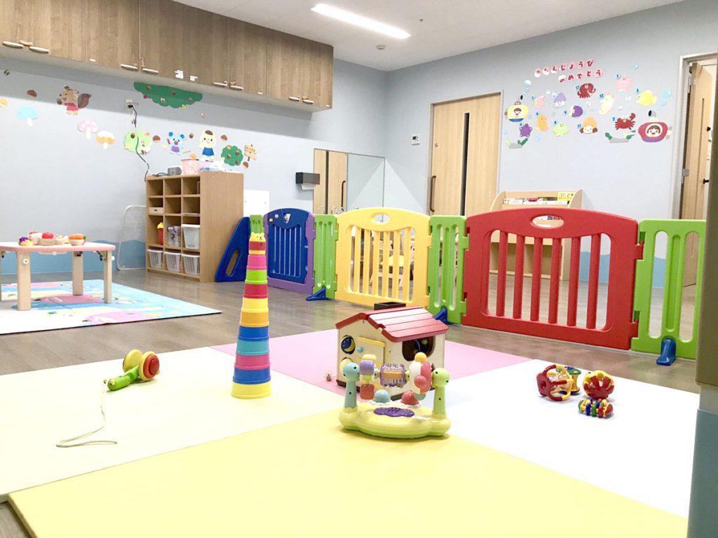 神奈川県 病院内保育園